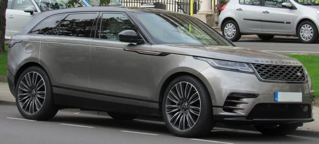 Modèle de Range Rover Velar