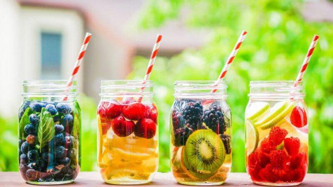 boisson detox pour la santé