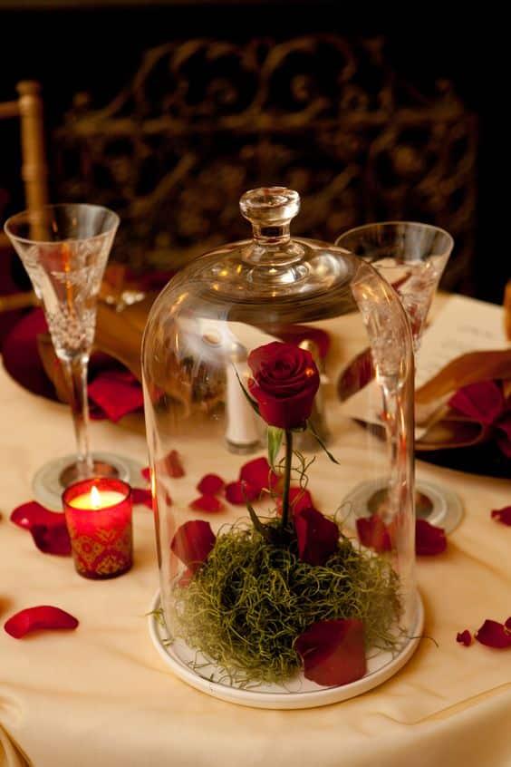table-diner-romantique