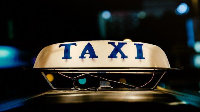 Formation de chauffeur de taxi