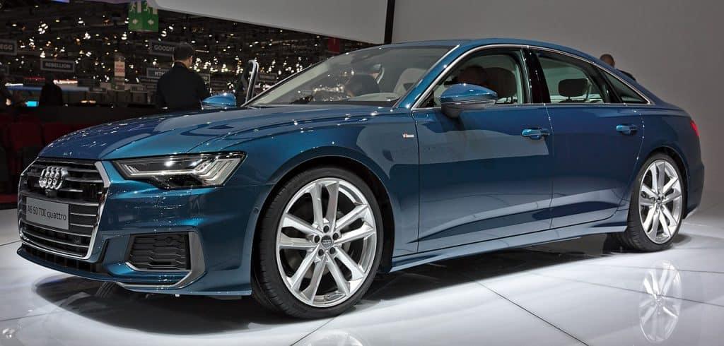 Modèle d'Audi A6