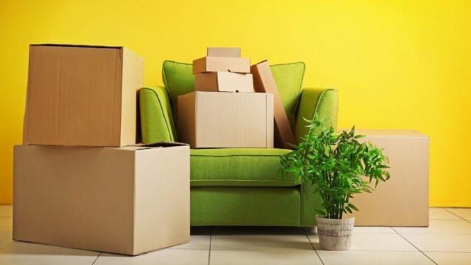 Garde-meuble déménagement